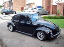 Fully Restored Volkswagen Beetle
