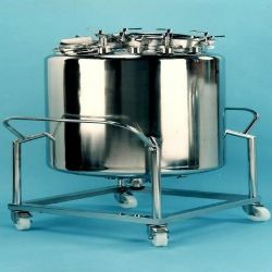 Stainless Steel Pharmaceutical Device